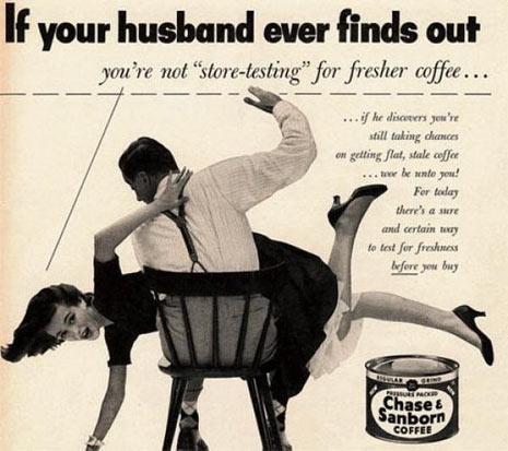 Machismo en la publicidad